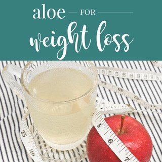 aloe for weight loss