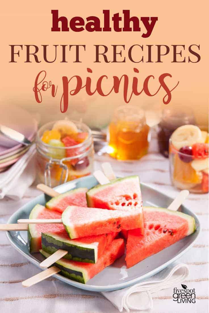 fruit recipes for picnics