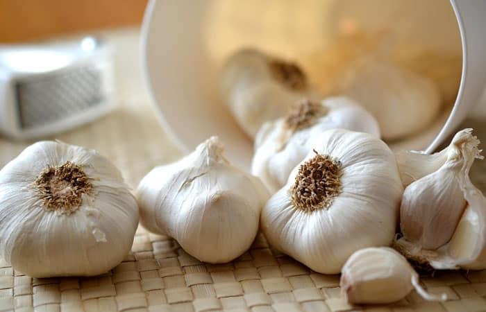 garlic Home Remedies for Flu