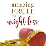 fruit for weight loss