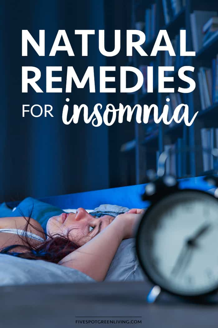 12 Natural Remedies for Insomnia