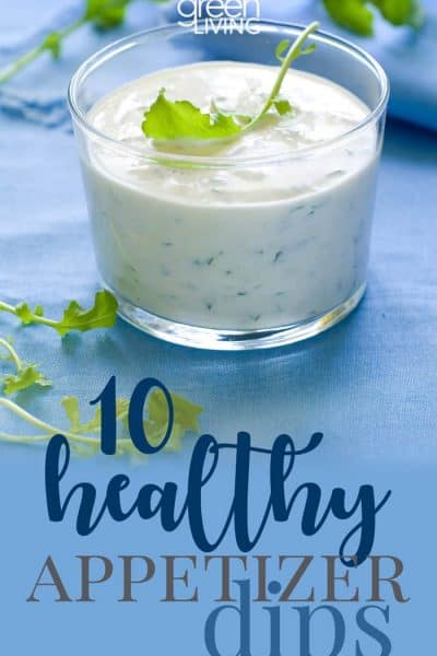 healthy appetizer dips
