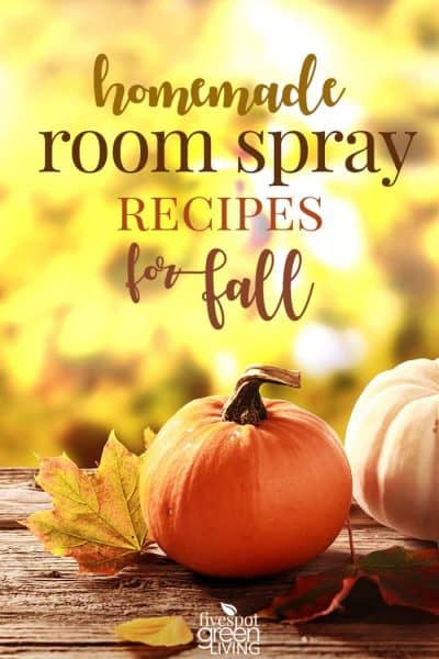 homemade room spray recipes