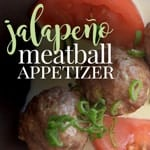 jalapeno meatball appetizer recipe