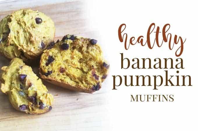 healthy pumpkin muffins recipe