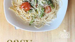 Easy Vegetable Pasta Recipe