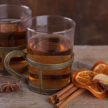slow cooker spiced tea recipe