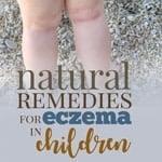 natural remedies eczema