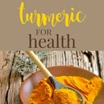 turmeric for health