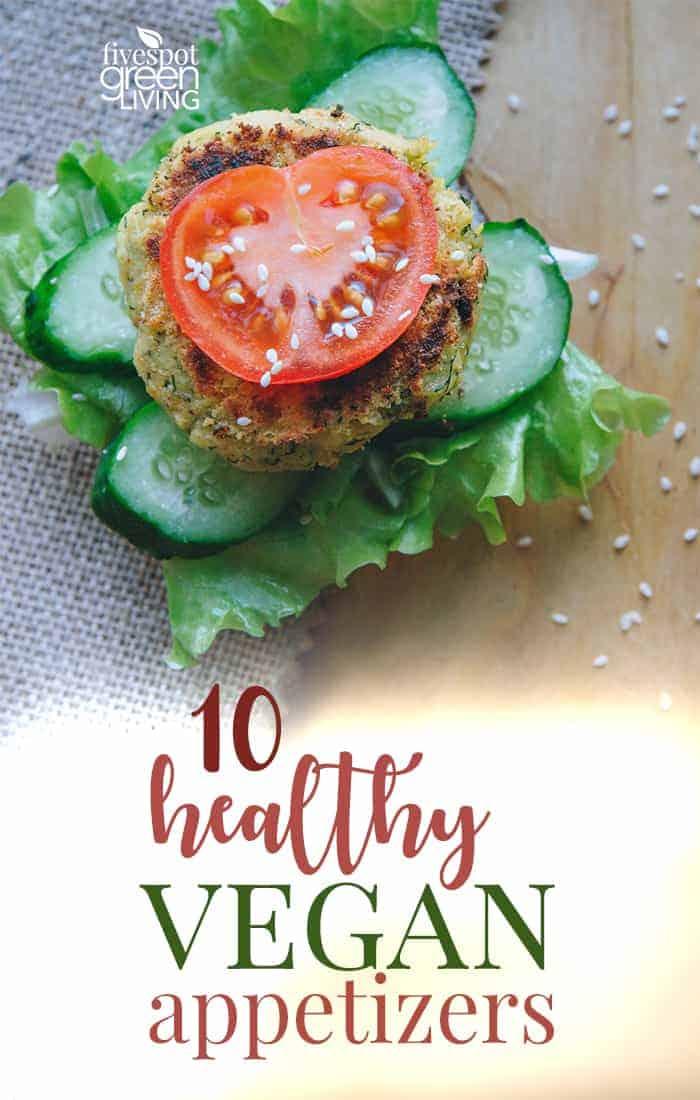 vegan healthy appetizers