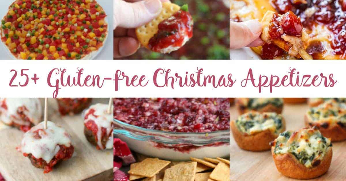 holiday gluten free healthy appetizers five spot green living