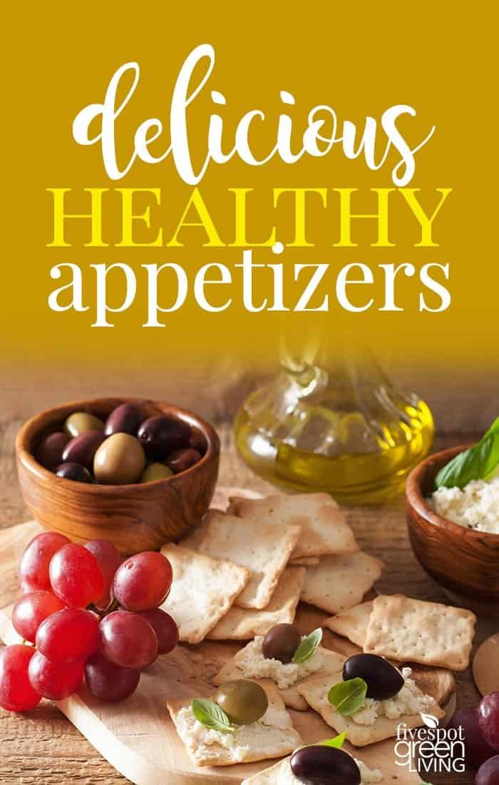 delicious healthy appetizers