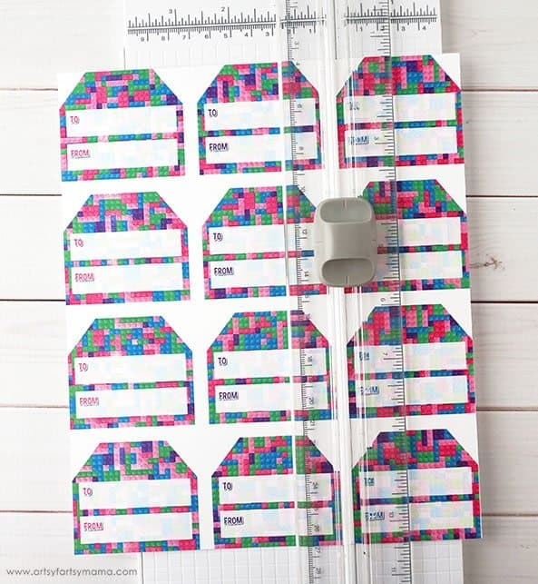 Lego-Tag-Cut Over 40 Free Printable Christmas Gift Tags