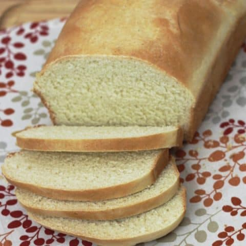 Kid-Friendly Homemade Bread for Sandwiches