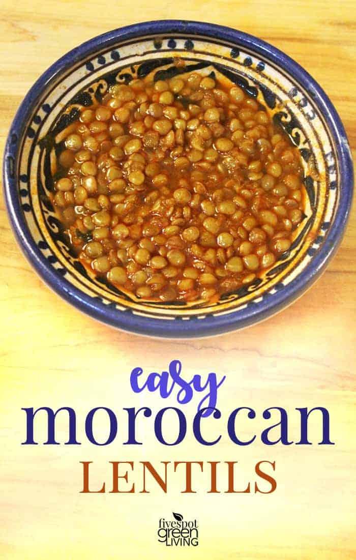 blog-moroccan-lentils-3 Easy French Bread Recipe