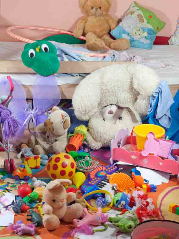 15 things to get rid of extra toys