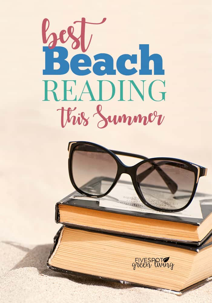 The Best Beach Books to Read this Year on Summer Vacation