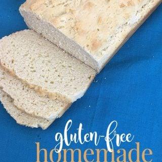 gluten-free homemade bread