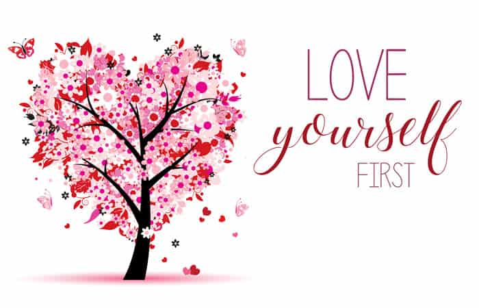 Love Yourself First Quotes Classy Love Yourself Quotes Inspiration For Self Care Five Spot Green