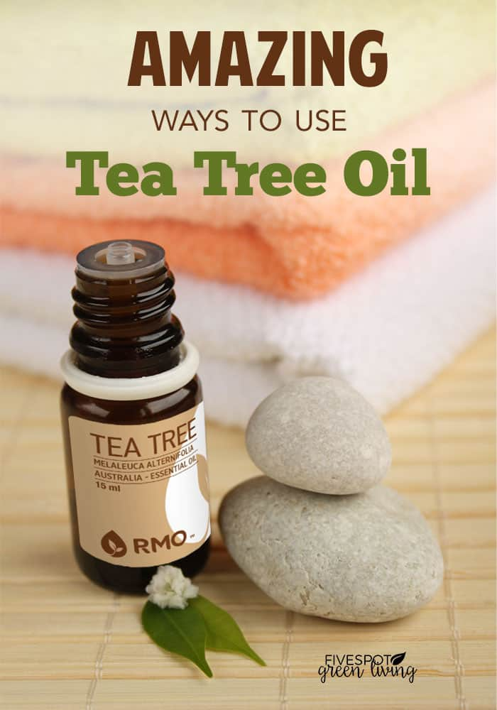 10 amazing ways to use tea tree oils