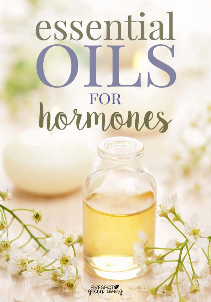 Essential Oils for Hormones and PMS