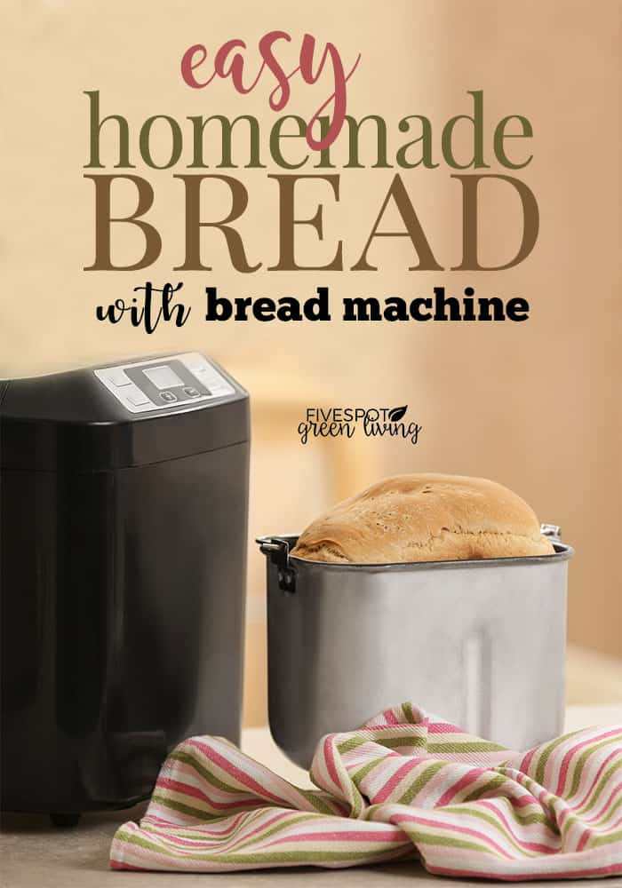 homemade bread machine recipes