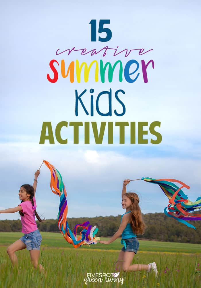 summer fun kids