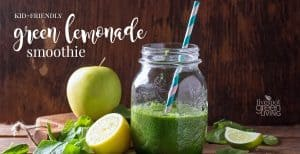 Kid-Friendly Green Smoothie Recipe