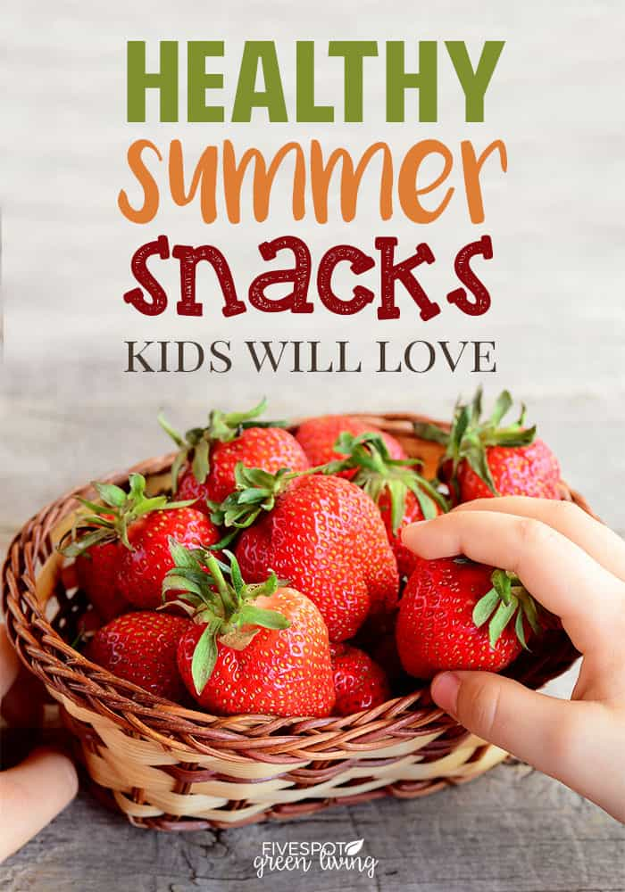summer snacks kids
