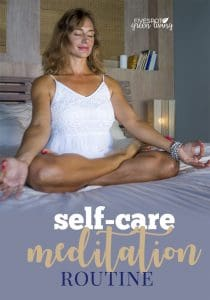 self care meditation bedtime