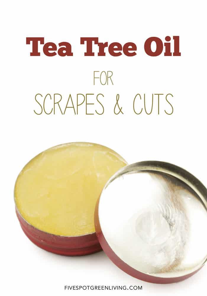 Tea Tree Antiseptic Ointment