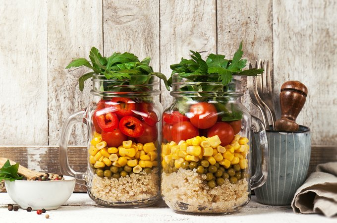 20 easy summer salad recipes