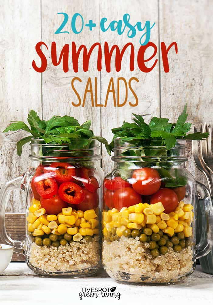 easy summer salads