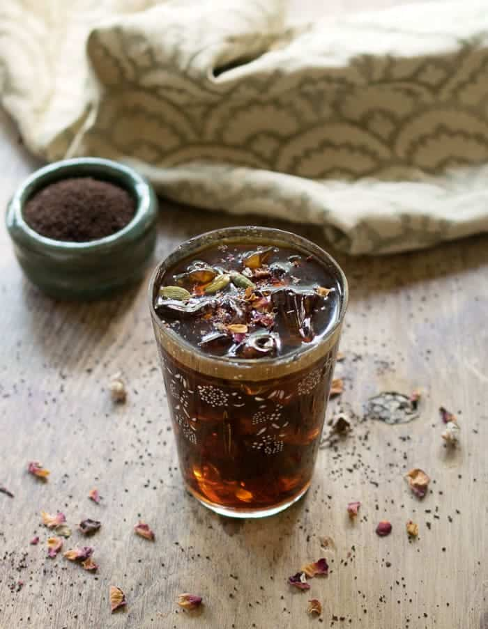 middle eastern iced coffee
