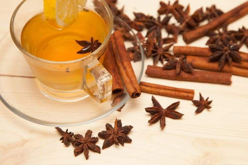 rooiobos herbal tea recipe with spices