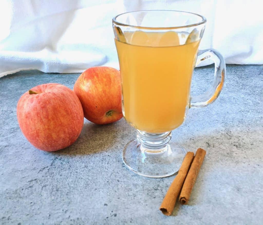 apple ginger cider recipe