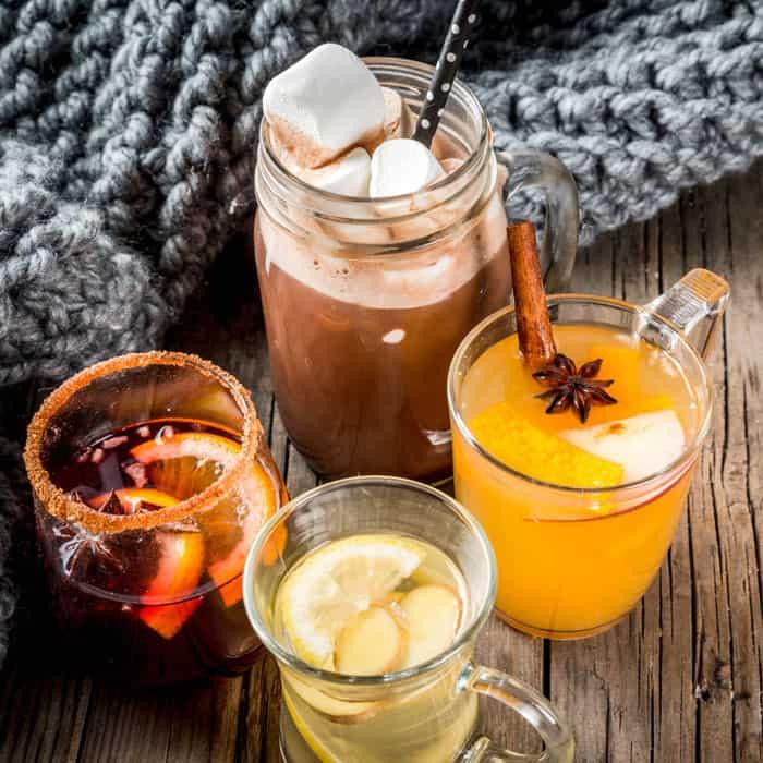 20 Festive Autumn Mocktails Recipes