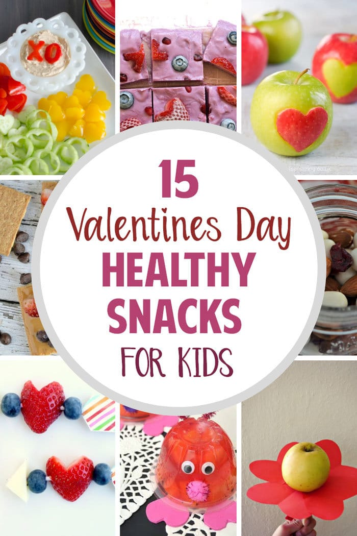 valentines day healthy snacks