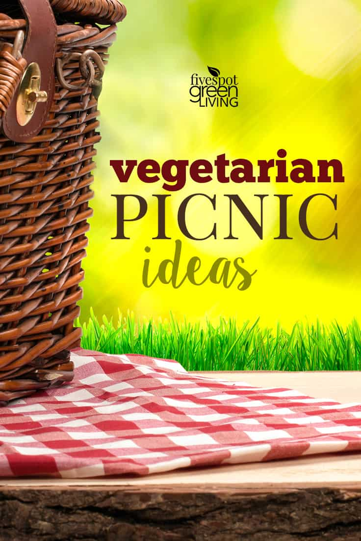 Vegetarian Summer Picnic Food Ideas