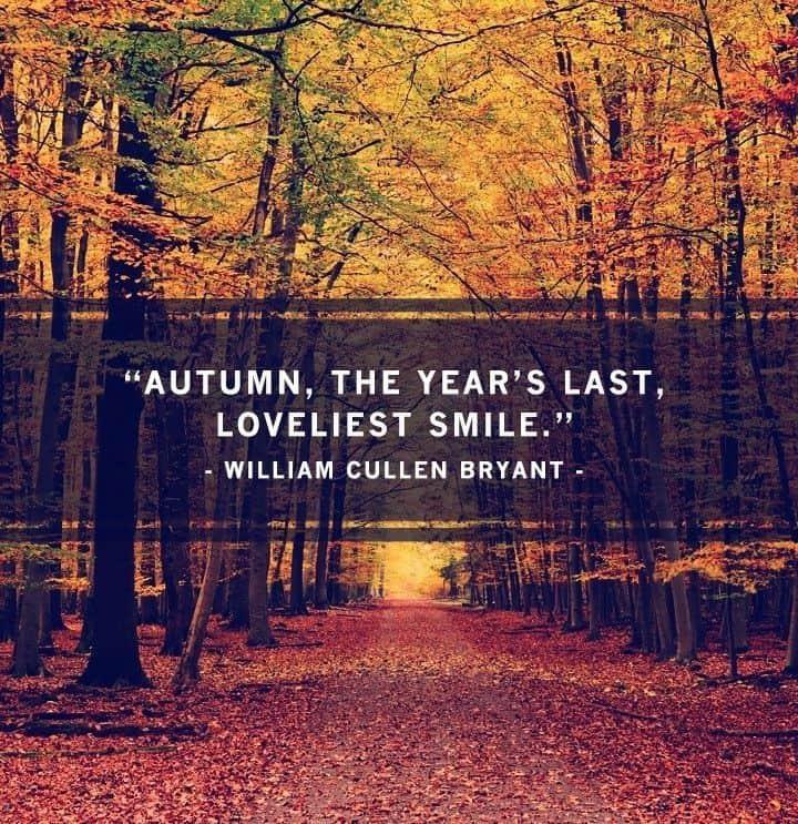 autumn the years last loveliest smile