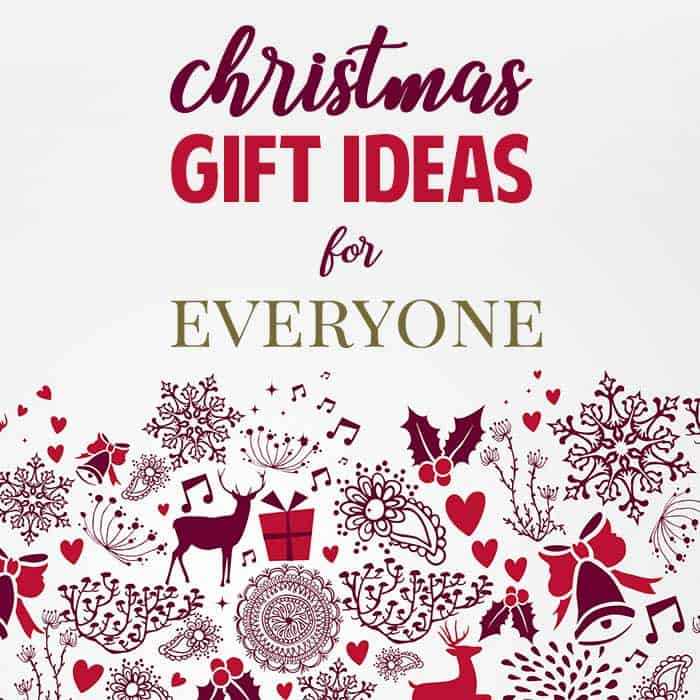 Christmas Gift Ideas for Everyone - Five Spot Green Living