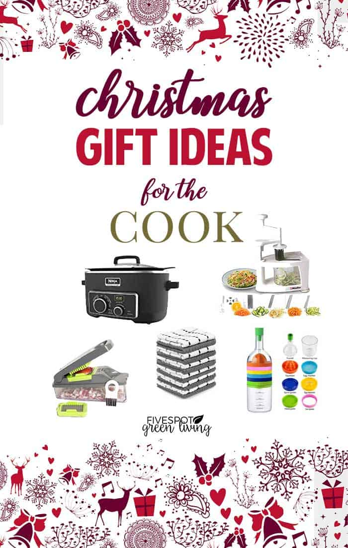 christmas gift ideas for the cook