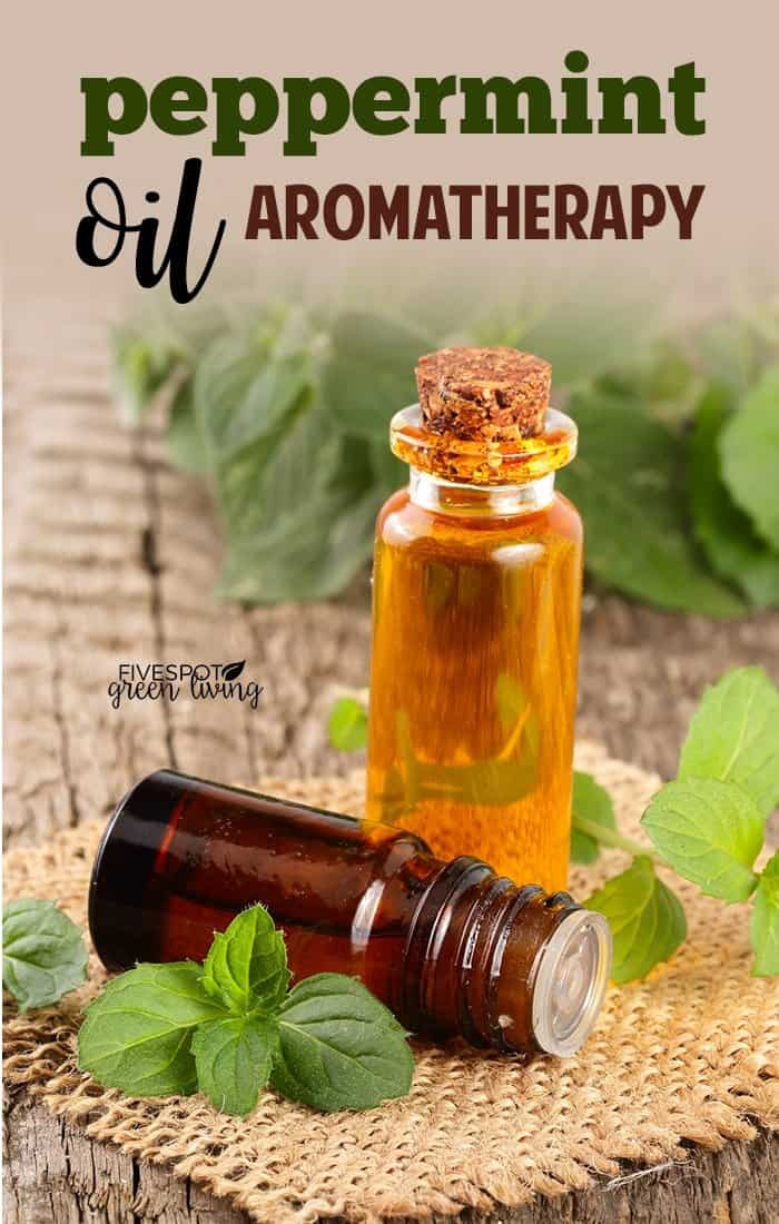 peppermint oil aromatherapy blends