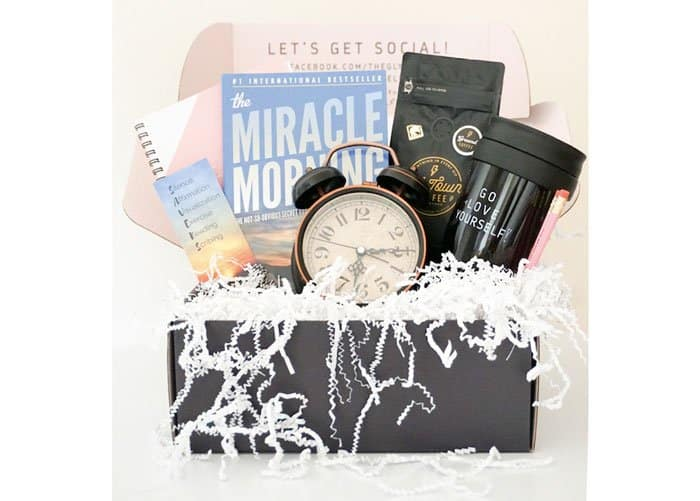 go love yourself gift basket