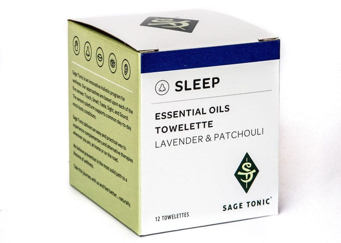 sleep-essential-oils-towelettes-lavender Ultimate Health and Wellness Holiday Gift Guide