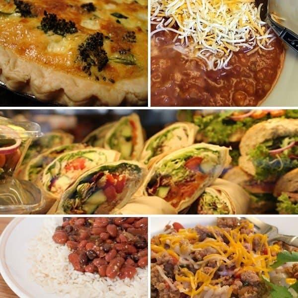 blog-easy-weeknight-dinners-dec-17-21 Healthy Meal Plan Volume 33