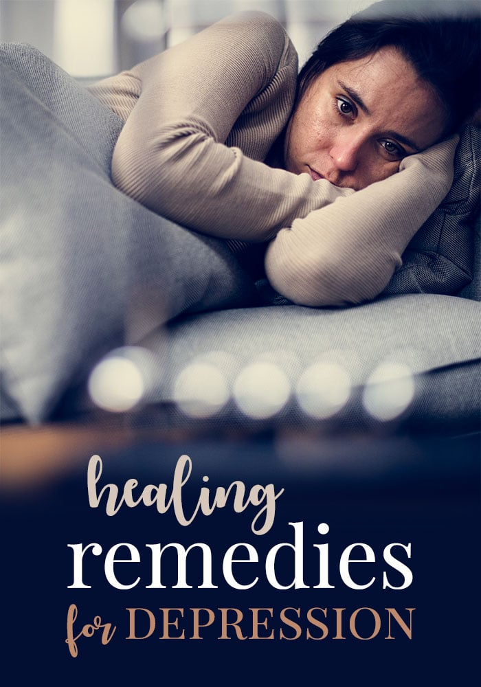 healing home remedies for depression