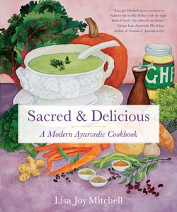 sacred and delicious book