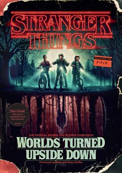 stranger things book