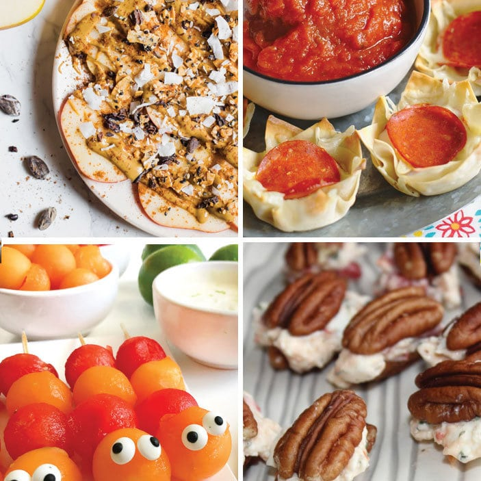 21 Easy and Delicious Appetizers for Kids